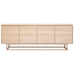 Atelier Sideboard in American Oak by Mr and Mrs White