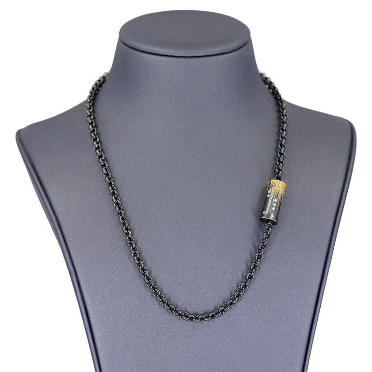 Women's Atelier Zobel Baroque Tahitian Pearl Multi-Convertible Clasp Long Chain Necklace For Sale