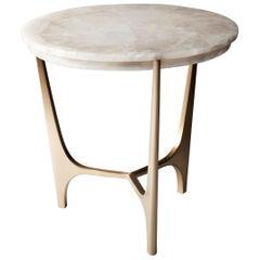 Athena Side Table by DeMuro Das