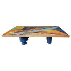 Atlantide Rectangular Coffee Table by Mascia Meccani