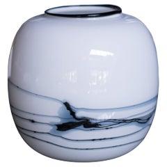 Atlantis Vase by Michael Bang for Holmegaard