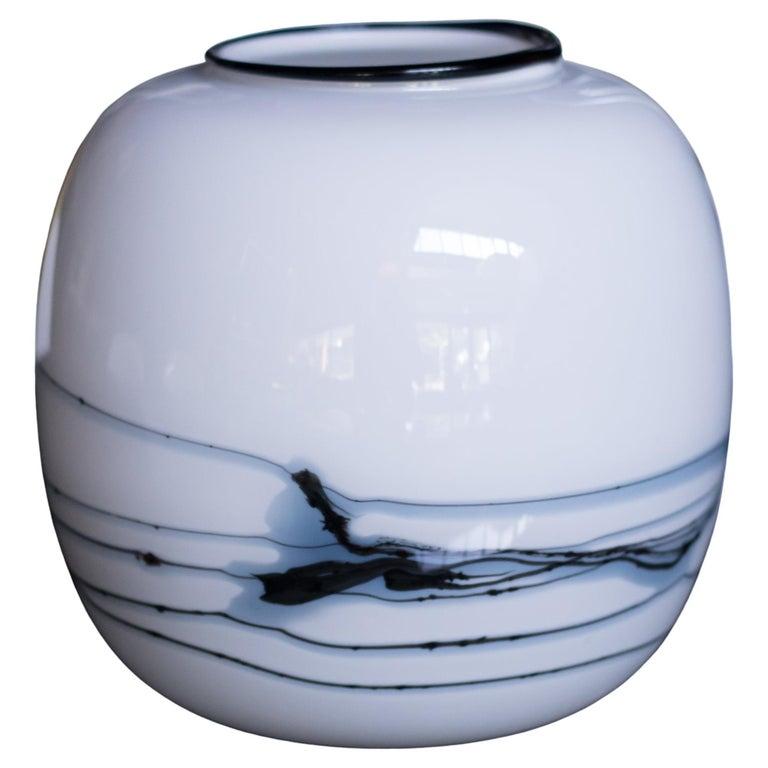 Atlantis Vase by Michael Bang for Holmegaard For Sale