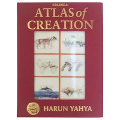 Atlas of Creation by Haroun Yahya Coffee Table Display Book