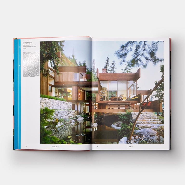 European Atlas of Mid-Century Modern Houses Book For Sale
