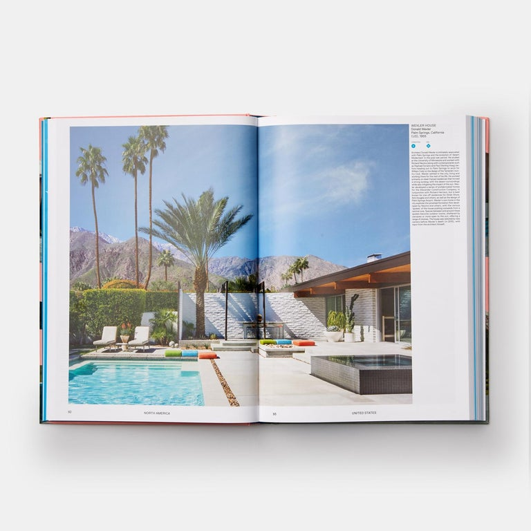 Atlas of Mid-Century Modern Houses Book In New Condition For Sale In London, GB