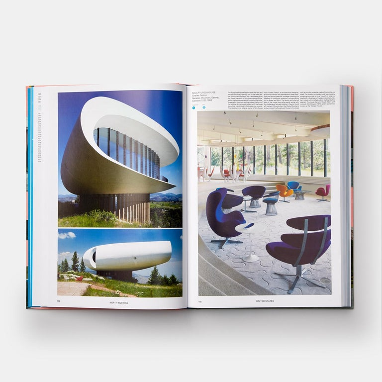 Contemporary Atlas of Mid-Century Modern Houses Book For Sale