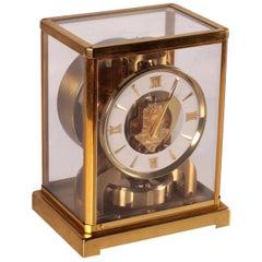 ATMOS Jaegar-LeCoultre Table Clock Calibre 526-5, Switzerland, 20th Century