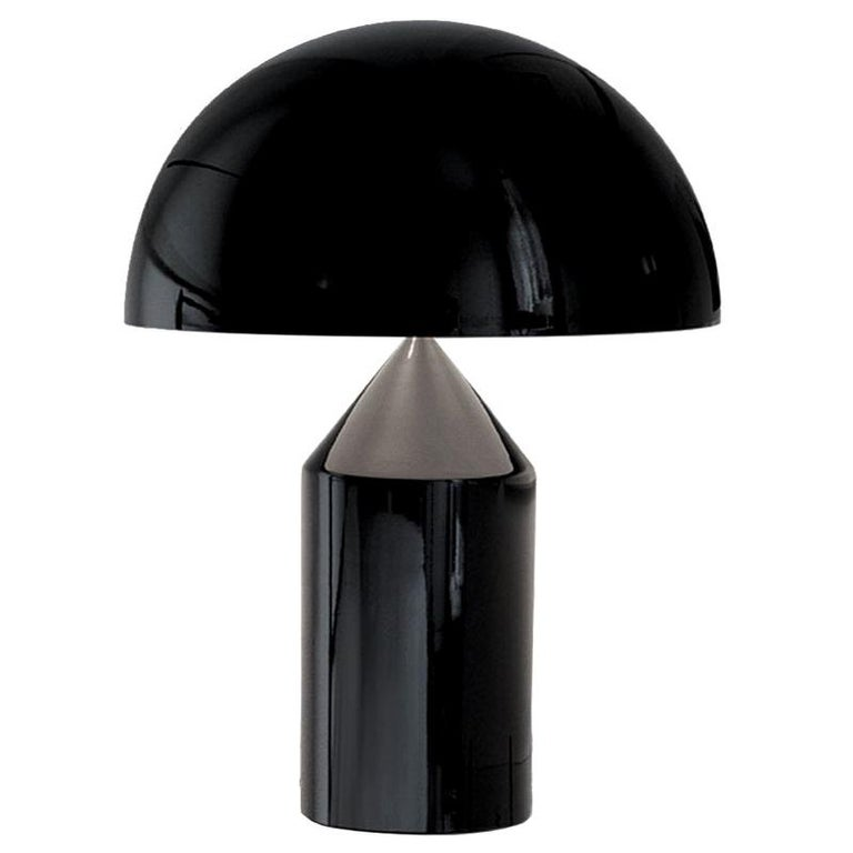 Mid-Century Modern Atollo Model 233 BR Table Lamp by Vico Magistretti for Oluce For Sale
