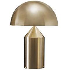 Atollo Model 239 Table Lamp by Vico Magistretti for Oluce
