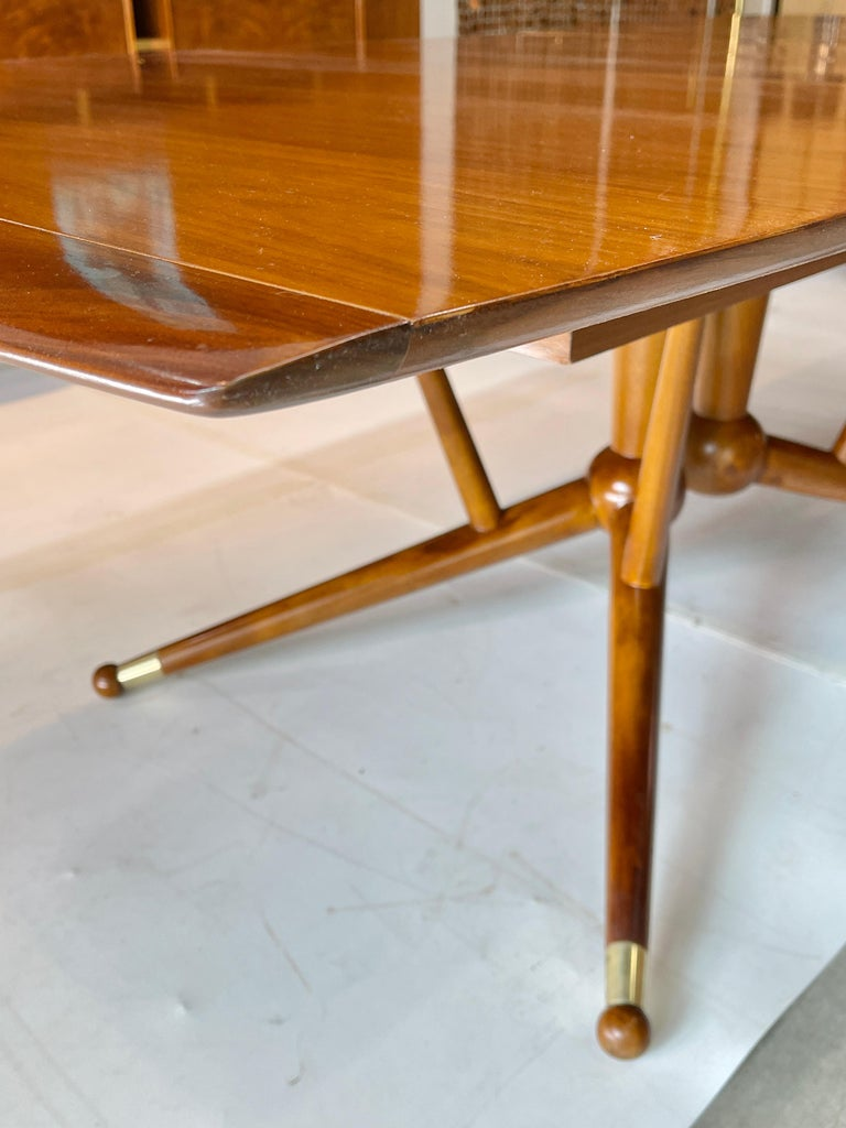 Atomic Molecule Base Dining Table For Sale 3