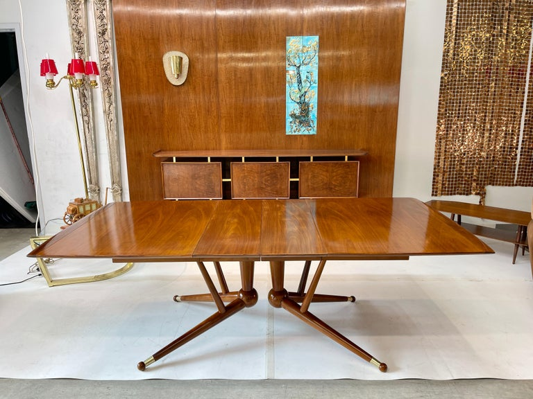 Atomic Molecule Base Dining Table For Sale 4