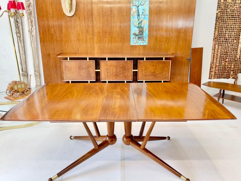 Atomic Molecule Base Dining Table For Sale 6