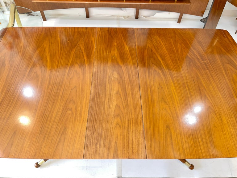 Atomic Molecule Base Dining Table For Sale 7