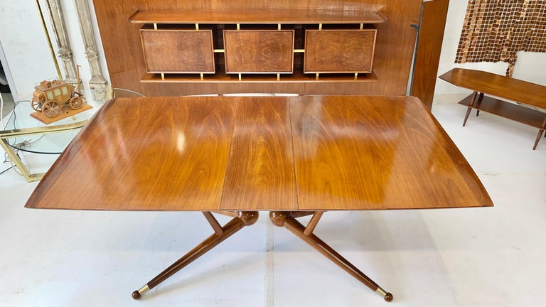 Atomic Molecule Base Dining Table For Sale 8