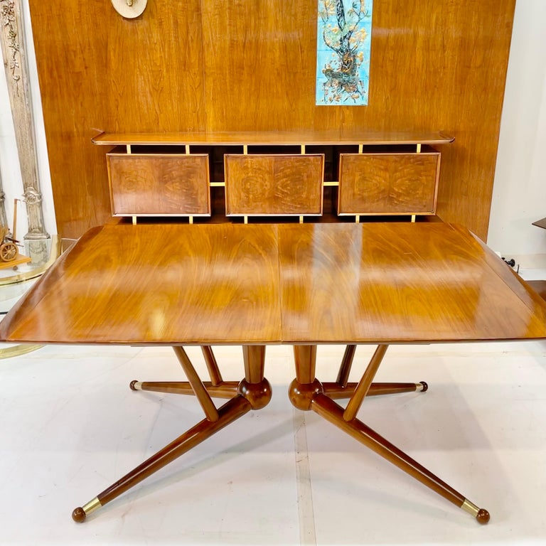 Atomic Molecule Base Dining Table For Sale 9