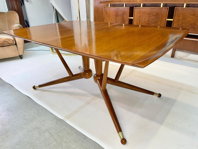 Atomic Molecule Base Dining Table For Sale 11