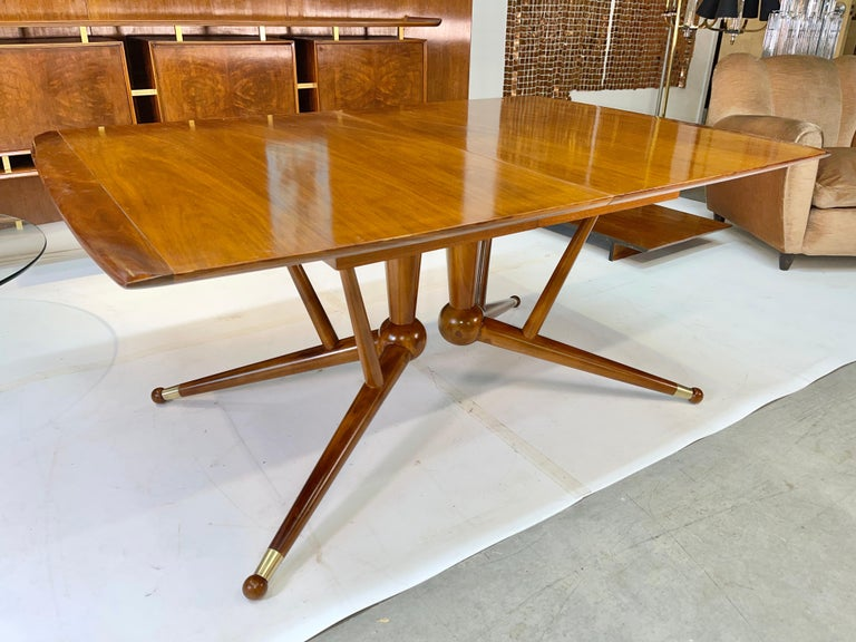 Atomic Molecule Base Dining Table For Sale 12