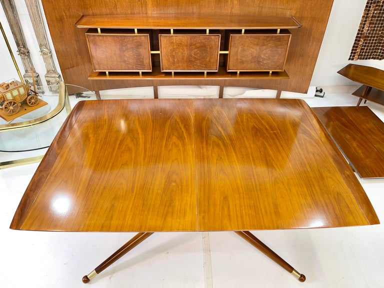 Atomic Molecule Base Dining Table For Sale 13