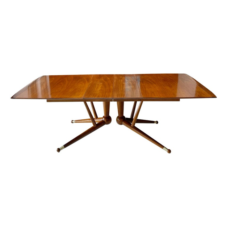Atomic Molecule Base Dining Table For Sale