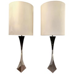 "A.Tonello and M.Grillo ""Piramide""Table Lamps, 1972"