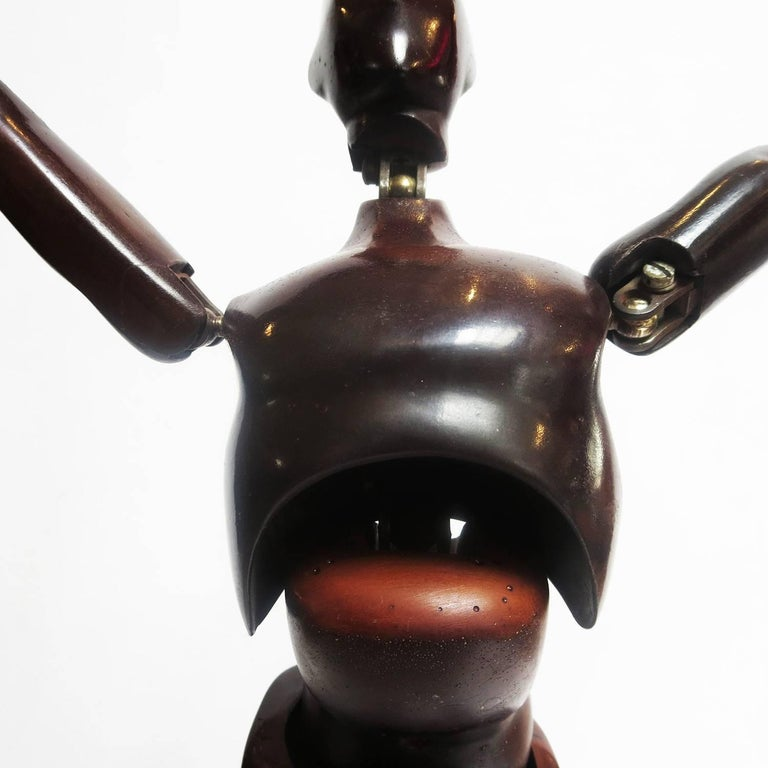 "Molded Atsco ""Oscar"" Bakelite Mannequin, circa 1930s For Sale"