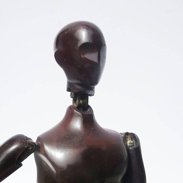 """Atsco """"Oscar"""" Bakelite Mannequin, circa 1930s For Sale 1"""