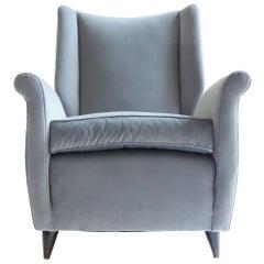 Attributed to Gio Ponti Single Armchair