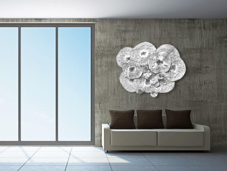 Botanical -  Large Original Three-Dimensional Wall Art For Sale 2
