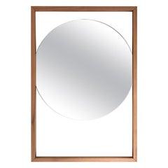 Attraverso Round Mirror by GumDesign