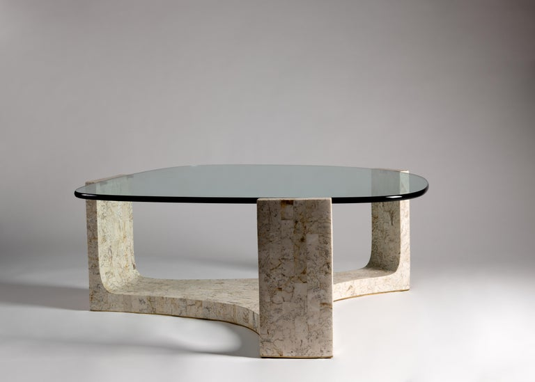 Colombian Attributed to Enrique Garcia, Coffee Table, Possibly Colombia, circa 1970s For Sale