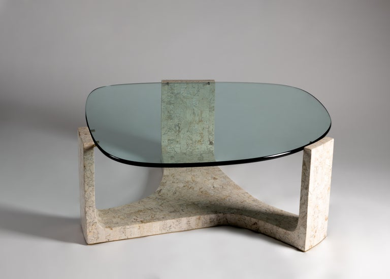 Attributed to Enrique Garcia, Coffee Table, Possibly Colombia, circa 1970s In Good Condition For Sale In New York, NY