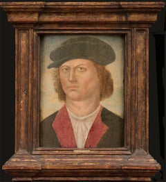 Beautiful Renaissance Portrait of an Italian Gent