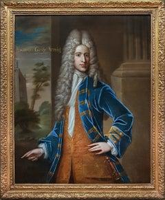 Portrait of Thomas Gage (c.1684-1716)