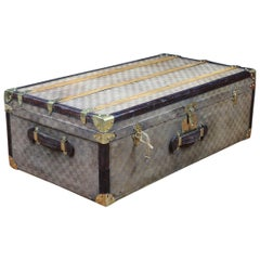"""Au Touriste"" Damier Trunk"