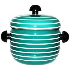Auböck Enamel Cooking Pot, 1970