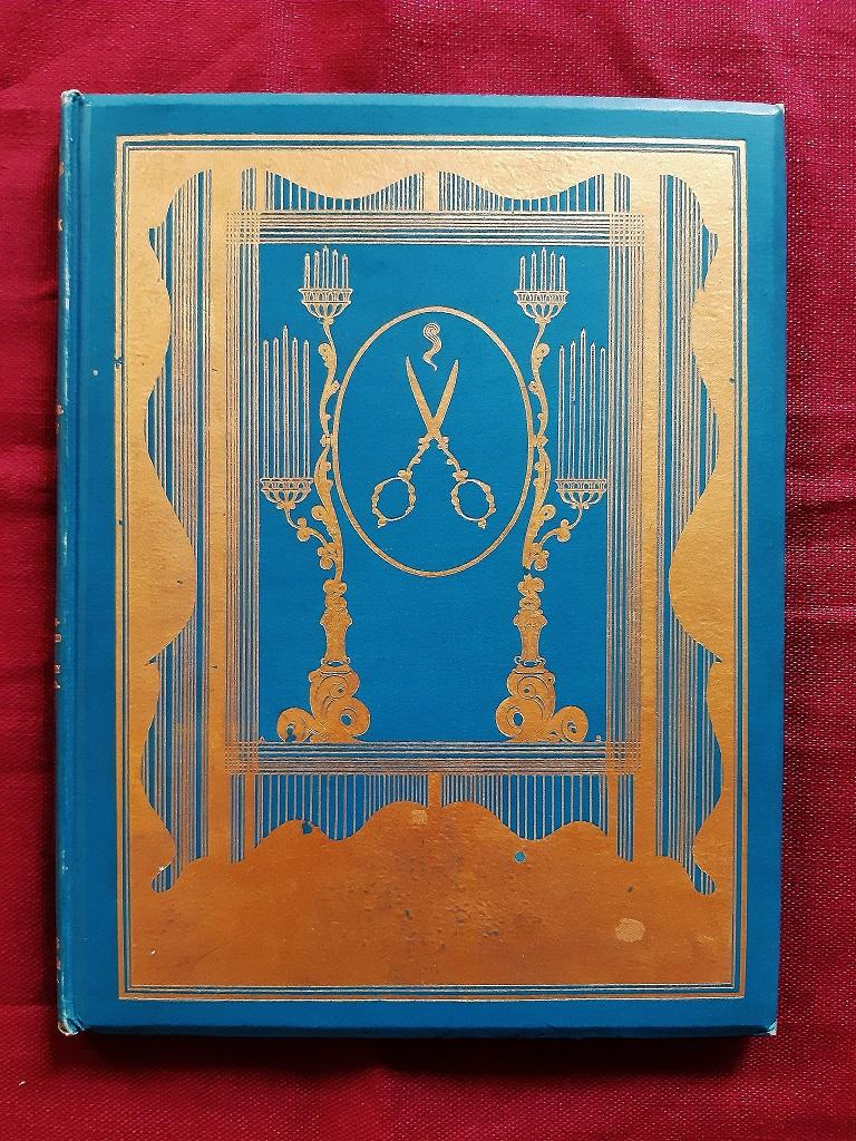 The Rape of the Lock is an original Rare Book written by Alexander Pope and illustrated by Aubrey Vincent Beardsley (Brighton, 1872 – Mentone, 1898) in 1896.  Original First Edition.   Format: large 8°.  Published by Smithers, London.  The book