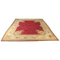 Aubusson Carpet 18th Century, France