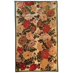 Aubusson French Antique Textile