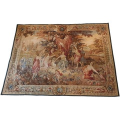 Aubusson Tapestry, 20th Century