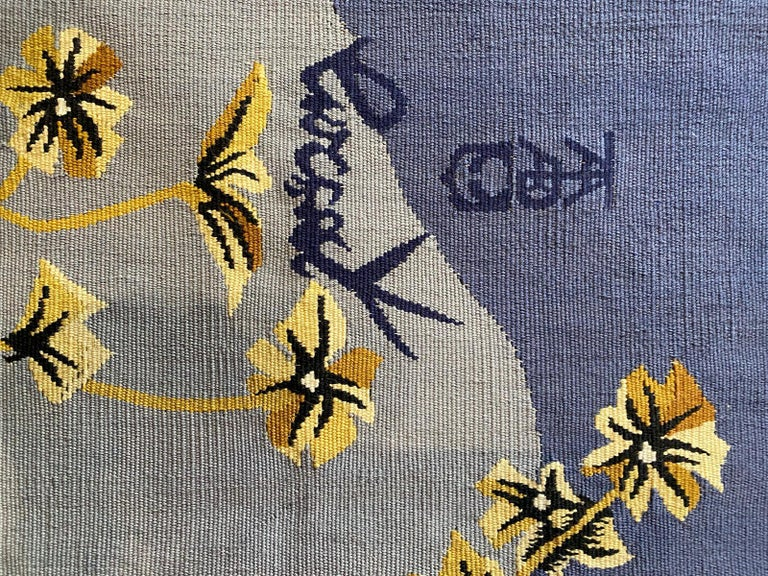 Modern Aubusson Tapestry by Jean Lurçat