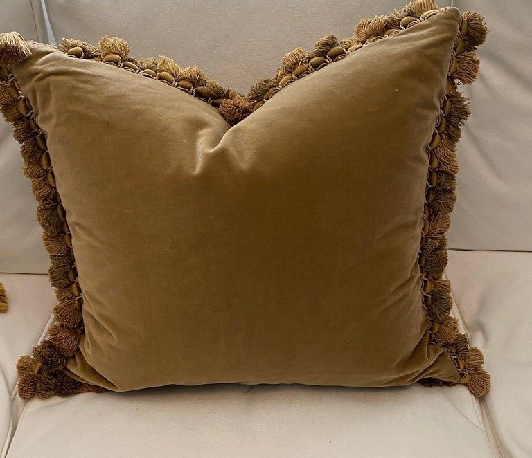 French Aubusson Tapestry Cushion For Sale