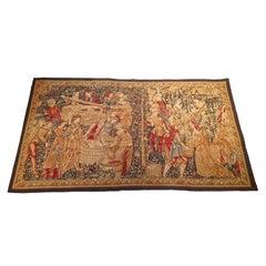"Aubusson ""Vineyard"" Tapestry, 20th Century"