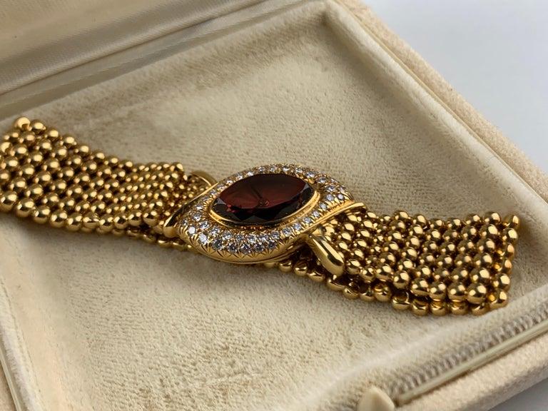 Audemars Piguet 18 Karat Gold Cocktail Watch For Sale 4