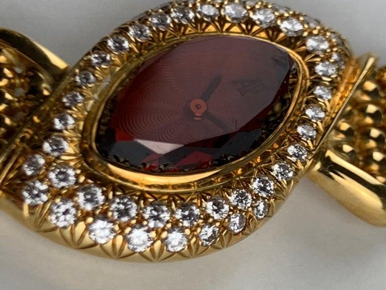 Audemars Piguet 18 Karat Gold Cocktail Watch For Sale 5