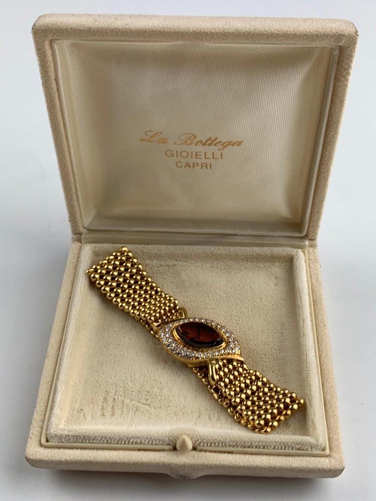 Audemars Piguet 18 Karat Gold Cocktail Watch For Sale 6