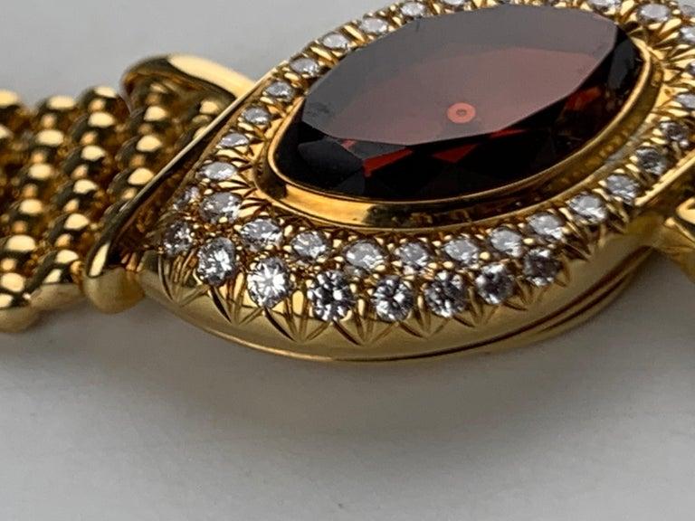 Audemars Piguet 18 Karat Gold Cocktail Watch For Sale 7