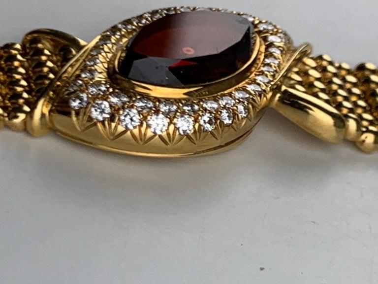 Audemars Piguet 18 Karat Gold Cocktail Watch For Sale 14
