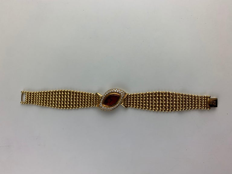 Women's Audemars Piguet 18 Karat Gold Cocktail Watch For Sale