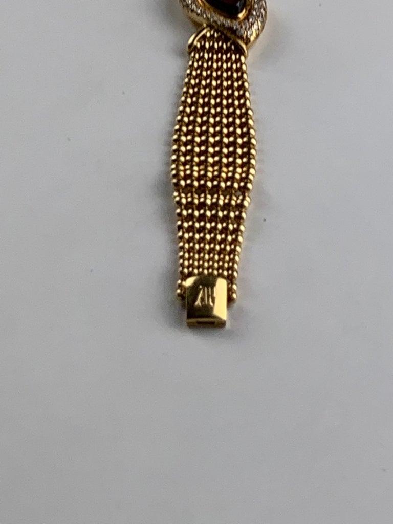 Audemars Piguet 18 Karat Gold Cocktail Watch For Sale 1