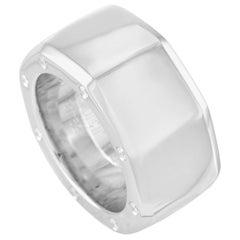 Audemars Piguet 18 Karat White Gold Diamond Band Ring